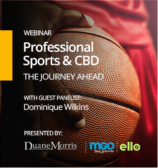 Featured image for Pro Sports & CBD: The Journey Ahead